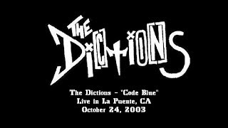 Southern California punk band THE DICTIONS played a backyard gig in La Puente, California on October 24, 2003. This is the ...