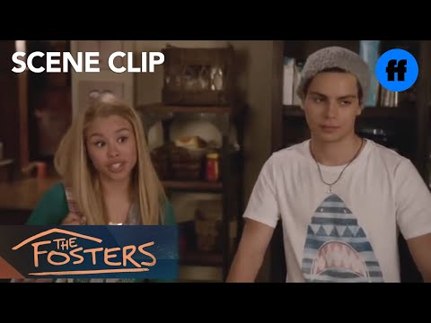 The Fosters 2.08 Clip 'Dinner Party'