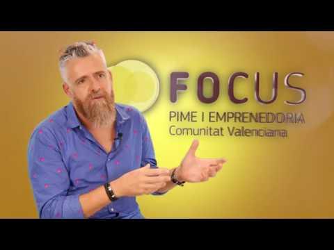 José Piñero, Fundador y Director del Taller de Piñero en #FocusPyme L' Alacantí