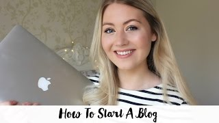 How To Start A Blog: Step By Step For Beginners | Meg Says