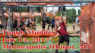 Some video of me and others in the Minneapolis, MN 2017 Tough Mudder.