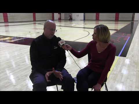 Head Men's Basketball Coach Bob Sundvold