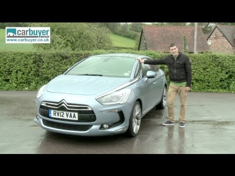 citroen - Full review: http://www.carbuyer.co.uk/reviews/citroen/ds5/hatchback/review The Citroen DS5 is the third 'DS' offering from Citroen and is aimed at the execu...