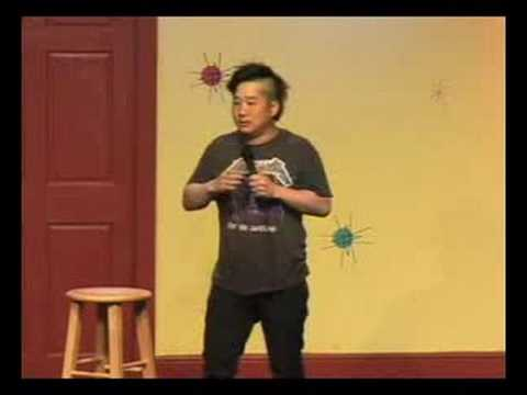 Bobby Lee performs Stand-Up  Not MADtv