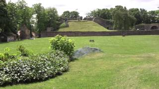Pontefract United Kingdom  City new picture : Pontefract Castle, West Yorkshire, UK - 2nd June, 2013