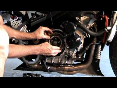 Brocks Clutch Cush Mod Install 03/04 Suzuki Gsxr 1000