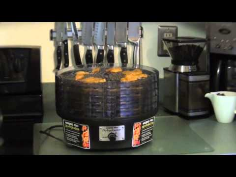 Making Jerky with the Waring Pro Dehydrator