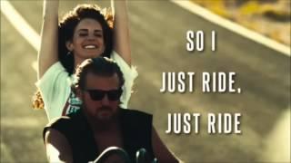 Lana Del Rey - Ride Karaoke