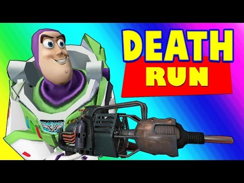 Gmod Deathrun Funny Moments - Toy Story Edition! (Garry's Mod Sandbox) (видео)
