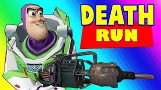 Gmod Deathrun Funny Moments - Toy Story Edition! (Garry's Mod Sandbox)