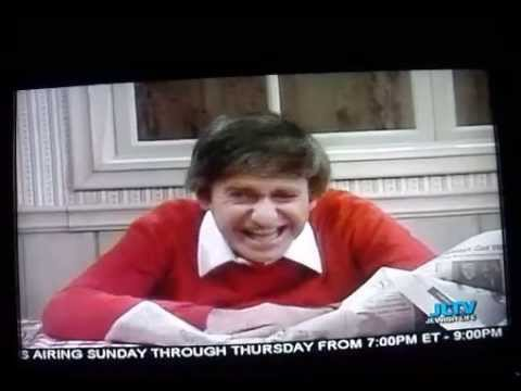 VIDEO FUNNY SOUPY SALES READS NEWSPAPER AND LAUGHS HARD AND LONG CIRCA 1967 DETROIT MI