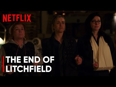 Orange Is The New Black - The End of Litchfield | 5x13 (4K)