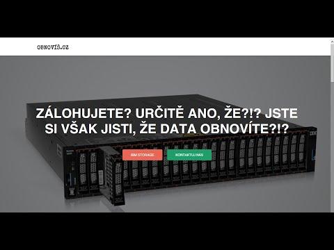 BIT SERVIS v serverovně SECAR BOHEMIA