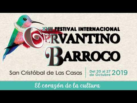 Festival Internacional Cervantino Barroco 2019 (Día 2)