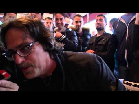 Video #FuoriProgrammaLiveforWeb Backstage 13 Maggio 2014
