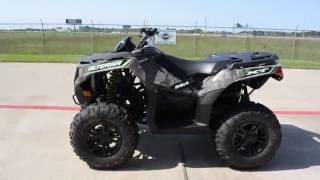 1. SALE $8,999:  2016 Arctic Cat Alterra 550 XT EPS True Timber Camo Overview and Review