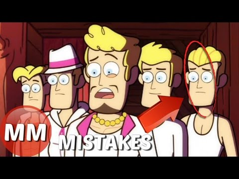 Gravity Falls Boyz Crazy Movie You Didn't Notice |  Gravity Falls MOVIE MISTAKES