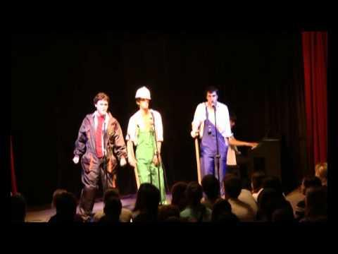 Kabaret FczFartek - Tango Budowlane