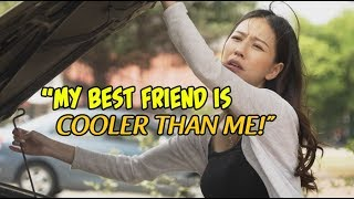 Video My Best Friend Is Cooler Than Me! MP3, 3GP, MP4, WEBM, AVI, FLV November 2018