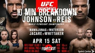 Nonton 10 Min BreakDown JOHNSON V REIS Film Subtitle Indonesia Streaming Movie Download