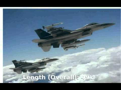 Lockheed F-16 Fighting Falcon...
