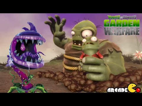 garden video - Plants Vs. Zombies: Garden Warfare (Video Game) Plants Vs. Zombies: Garden Warfare Playlist ▻ http://goo.gl/Pv8m8d Update Everyday! Please Subscribe for more videos ▻ http://goo.gl/6JFyIl...