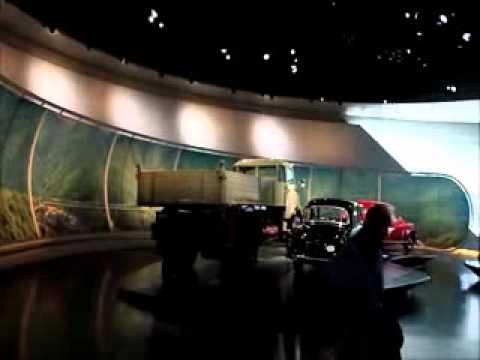 Mercedes-Benz Museum - Stutgart