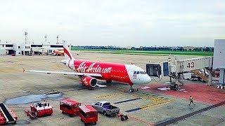 Video EXTENDED VERSION Thai Air Asia FD3225 Bangkok (Donmuang) - Krabi by A320-216 MP3, 3GP, MP4, WEBM, AVI, FLV Juni 2018
