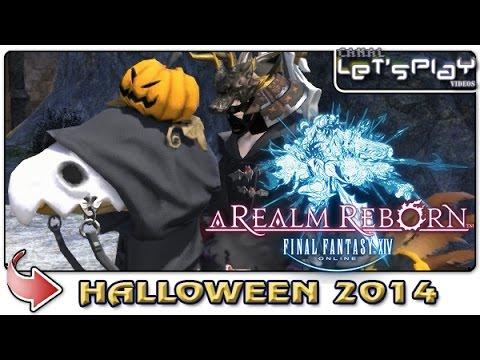 Final Fantasy XIV – Halloween 2014