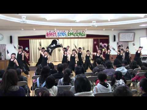 あまのじゃく い組 2015.03.01. ありがとう さようなら 中町幼稚園