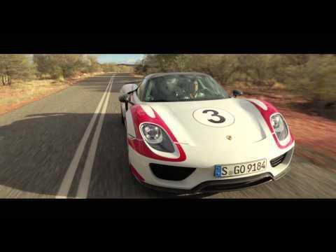 porsche 918 spider: una vettura da sogno!