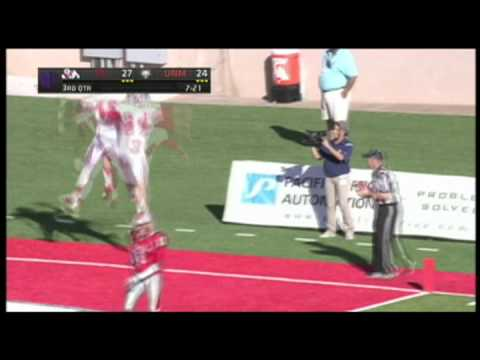 Davante Adams Freshman Highlights video.