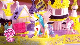 MLP: Friendship is Magic Toys - My Little Pony Canterlot Castle!