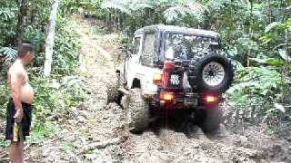 Kerling Malaysia  city pictures gallery : PUMA 4x4 Club Malaysia Advanture