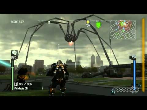 Earth Defense Force : Insect Armageddon Playstation 3
