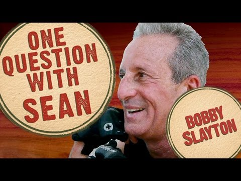 Bobby Slayton: Jerk Off Joke Heckler - One Question with Sean