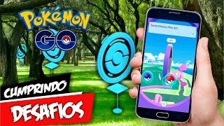 Desafio 50 Pokestops Diferentes em 1 dia no Pokémon GO by Pokémon GO Gameplay