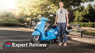 10. 2016 Peugeot Django 50cc bike review