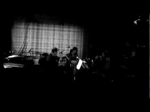 Just beautiful: A Winged Victory For The Sullen live @ParadoxTilburg / @incubate #incu12 [video]