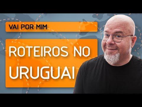 Vai por mim: Roteiros no Uruguai - Oferecimento KAYAK.com.br