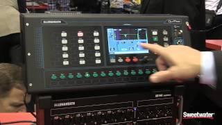 Allen & Heath Qu-Pac Digital Mixer - Sweetwater at Winter NAMM...