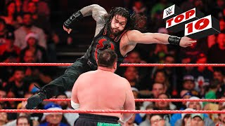 Nonton Top 10 Raw Moments  Wwe Top 10  December 25  2017 Film Subtitle Indonesia Streaming Movie Download