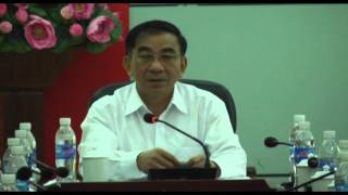 Ban bầu cử đại biểu HĐND tỉnh số 7 triển khai kế hoạch công tác bầu cử