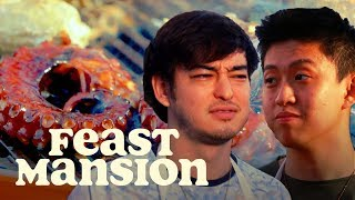 Video Joji and Rich Brian Grill Exotic Meats for a House Party | Feast Mansion MP3, 3GP, MP4, WEBM, AVI, FLV Desember 2018