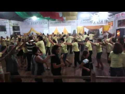 Festa da Familia Kohl em Cerro Grande parte 1