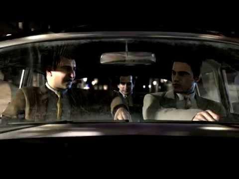 Mafia 2 (Первый трейлер игры) HD