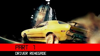Nonton Driver Renegade Part 1 3DS HD Gameplay Walkthrough Film Subtitle Indonesia Streaming Movie Download