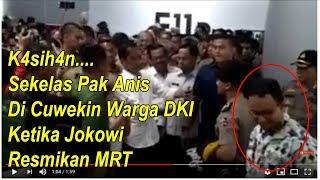 Download Video Terbaru... Di MRT Jokowi Disambut Meriah, Anies Dicuekin Warga MP3 3GP MP4