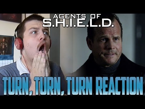 Agents Of SHIELD Season 1 Episode 17: Turn, Turn, Turn Reaction