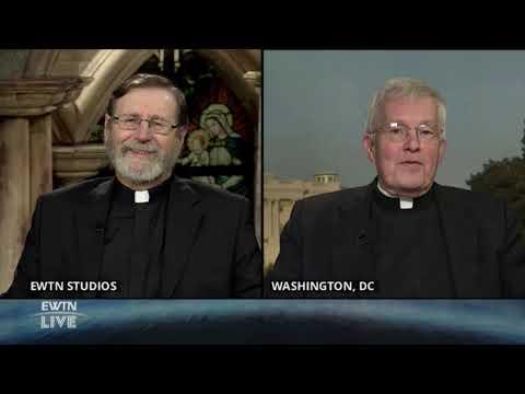 EWTN Live - 2020-11-19 - 11/18/20 Fr. Charles Connor